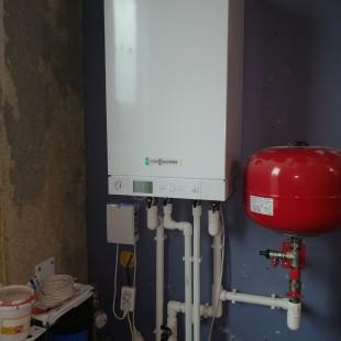 Монтаж системы отопления, водоснабжения и канализации Новый Петергоф