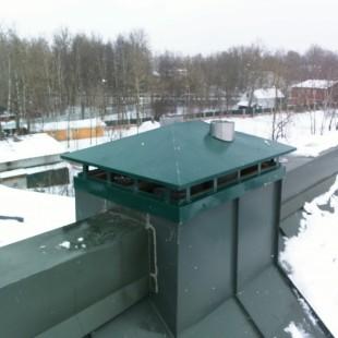 Монтаж естественной вентиляции частного дома