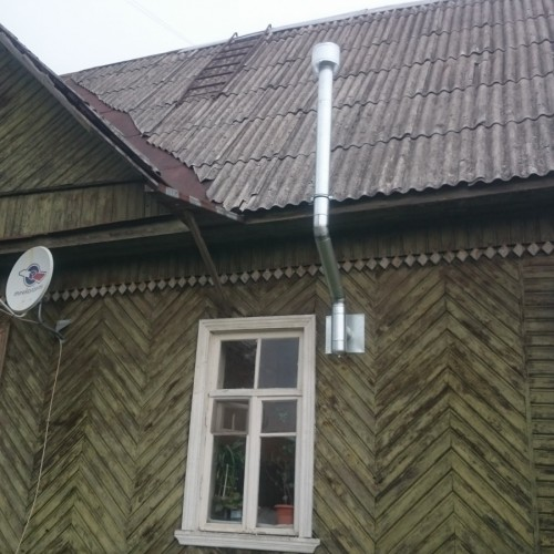 Монтаж вентиляционного канала в Санкт-Петербурге