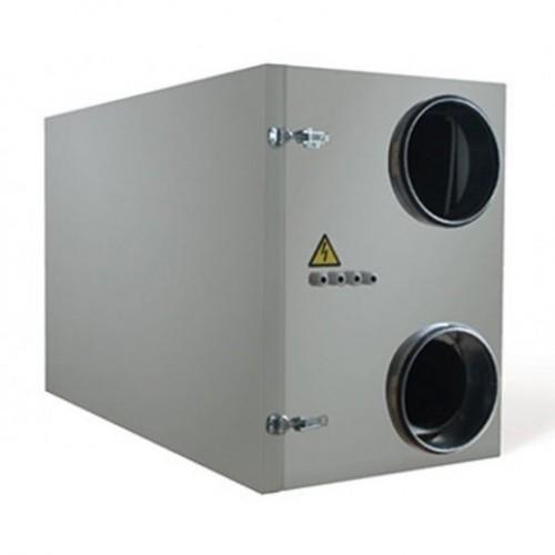 Монтаж приточных установок системы вентиляции производительностью от 700 до 1200 м3/ч