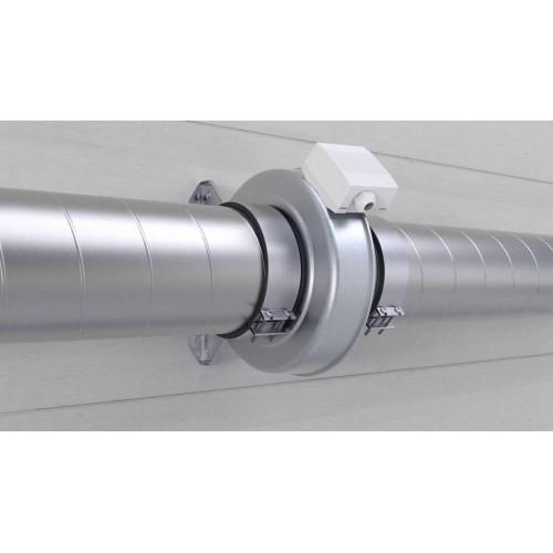 Монтаж канального вентилятора до 300м3/ч